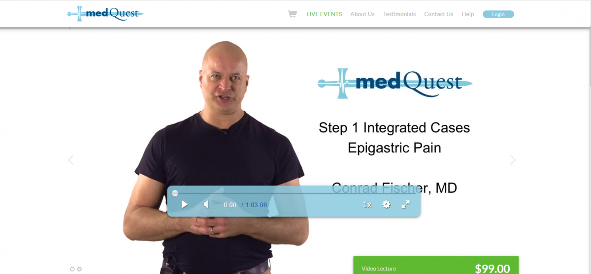 Medquest Step 1: Integrated Cases 2018